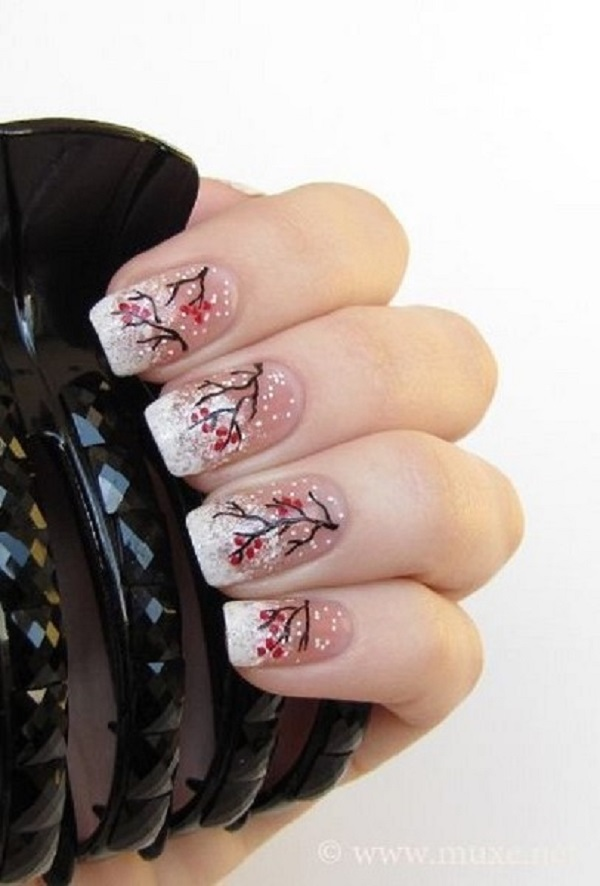 Winter Nail Art  27