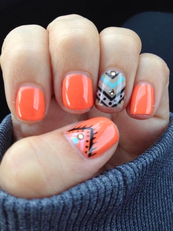 Winter Nail Art  8