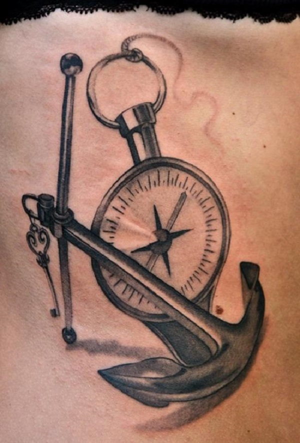 Anchor Tattoo 18