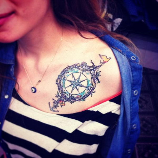 Anchor Tattoo 41