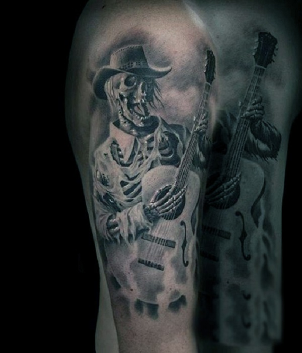 GUITAR TATTOO 30