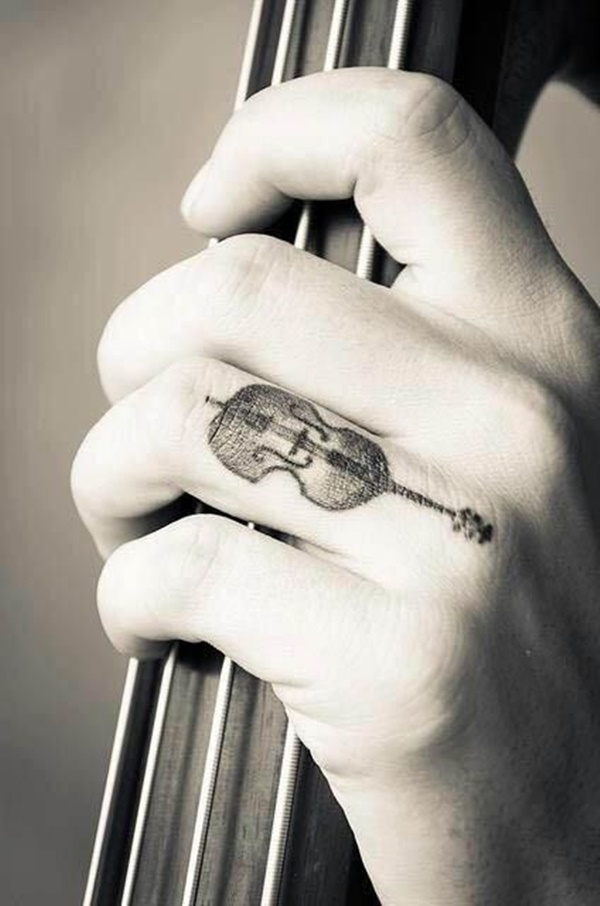 GUITAR TATTOO 40