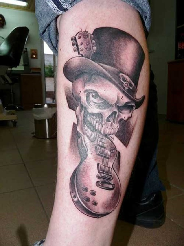 GUITAR TATTOO 50