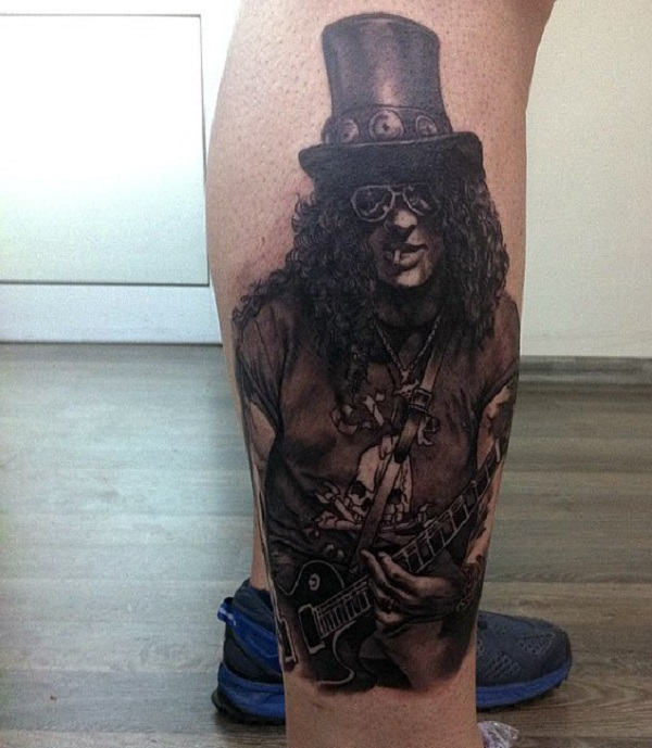 GUITAR TATTOO 52