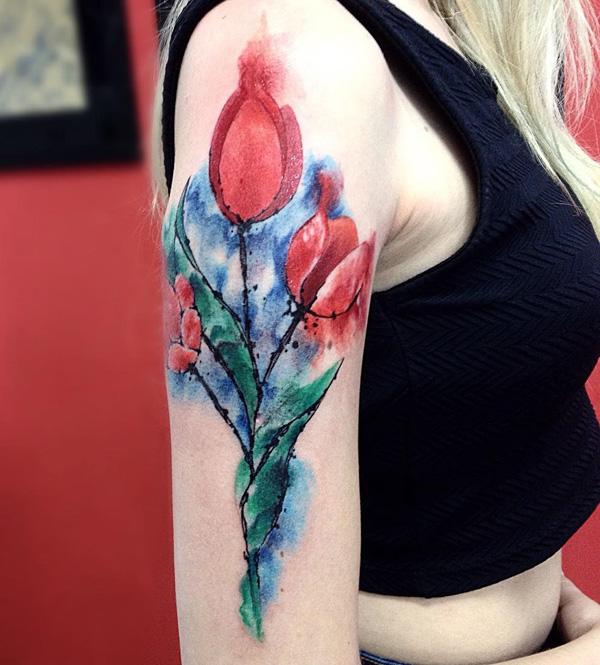 Tulip Tattoo-60