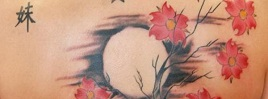 40+ Beautiful Cherry Blossom Tattoos