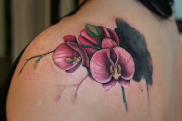 Orchid Tattoo 11