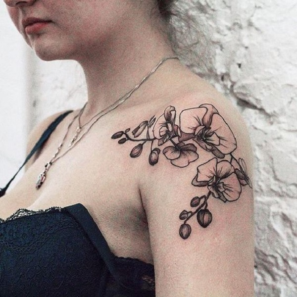 Orchid Tattoo 12