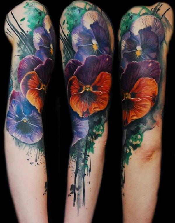 Orchid Tattoo 19