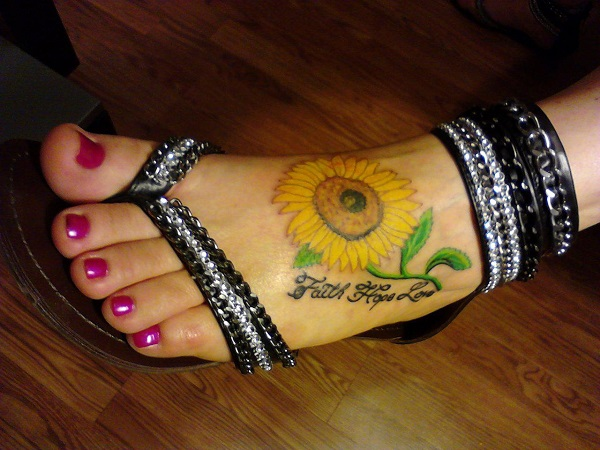 Sunflower 17
