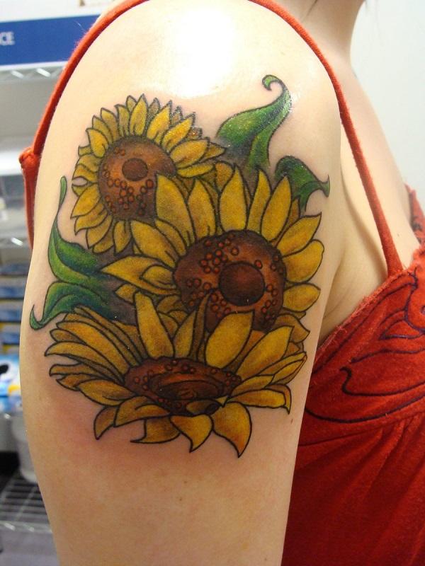 Sunflower by tabrislee