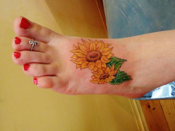Sunflower by vanzanto