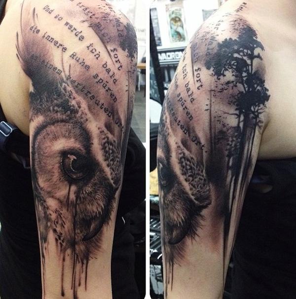 half sleeve tattoo-31