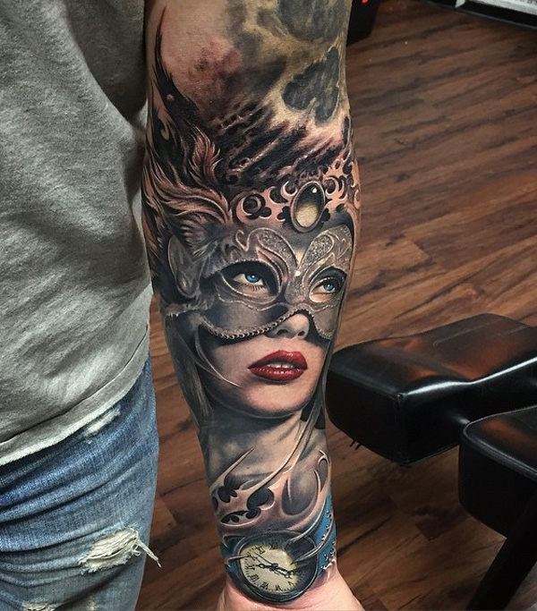 70 Eye Catching Sleeve Tattoos Nenuno Creative