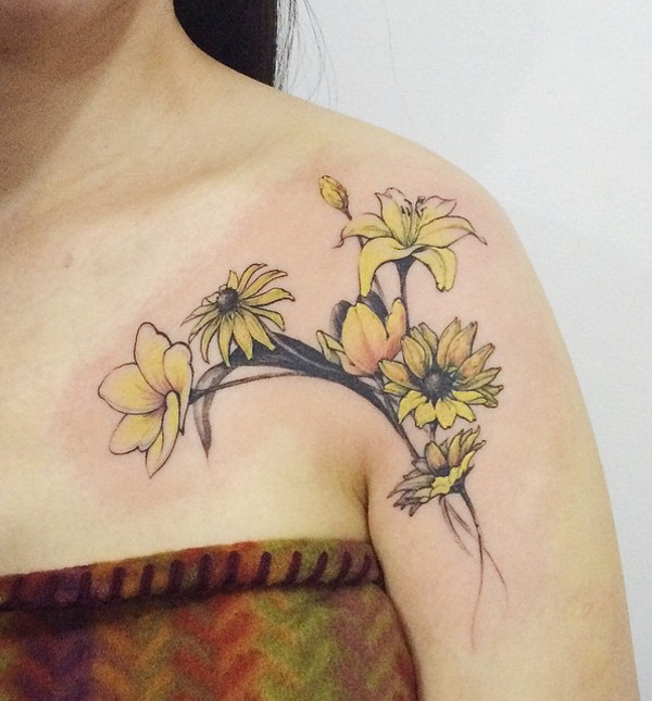 sunflower-tattoo-57