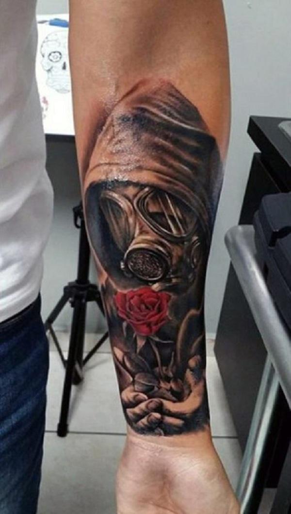 tattoo of desperate love
