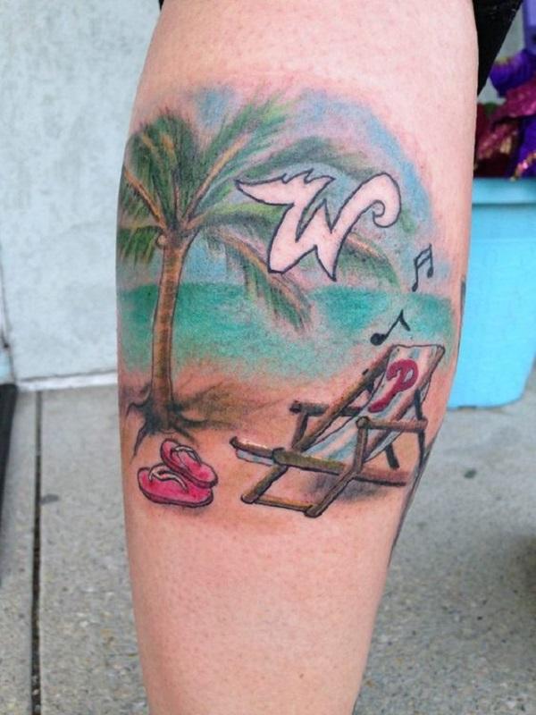 Beach Tattoos 1