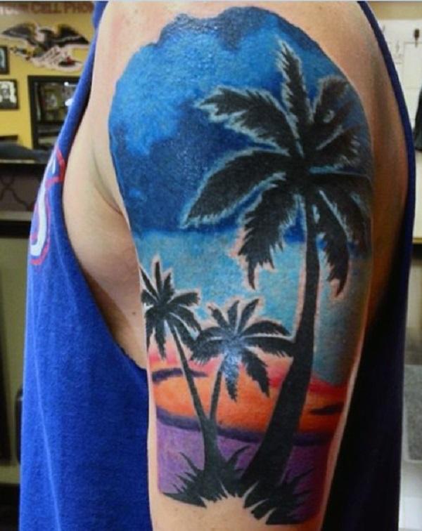 Beach Tattoos 21
