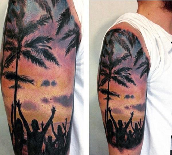 Beach Tattoos 22