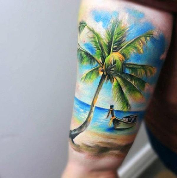Beach Tattoos 3