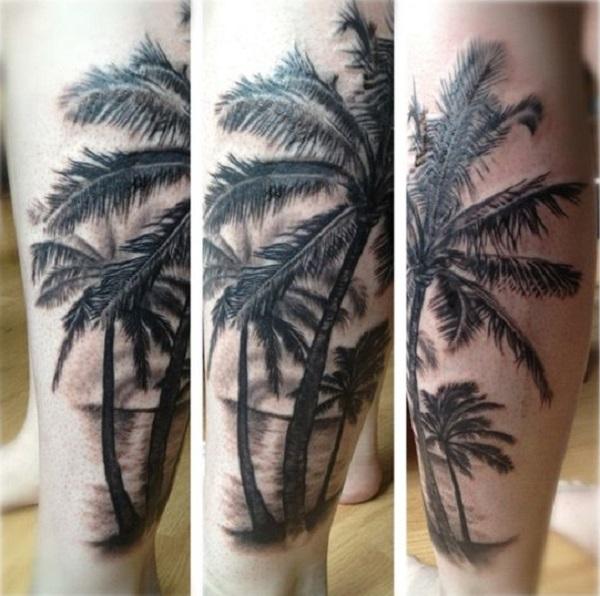 Beach Tattoos 4