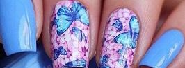 25 Butterfly Nail Art Ideas