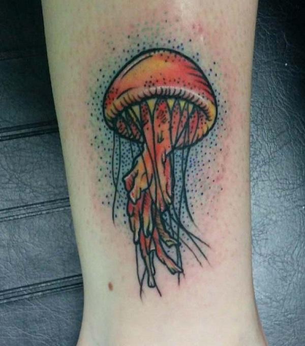 Jellyfish Tattoo 24