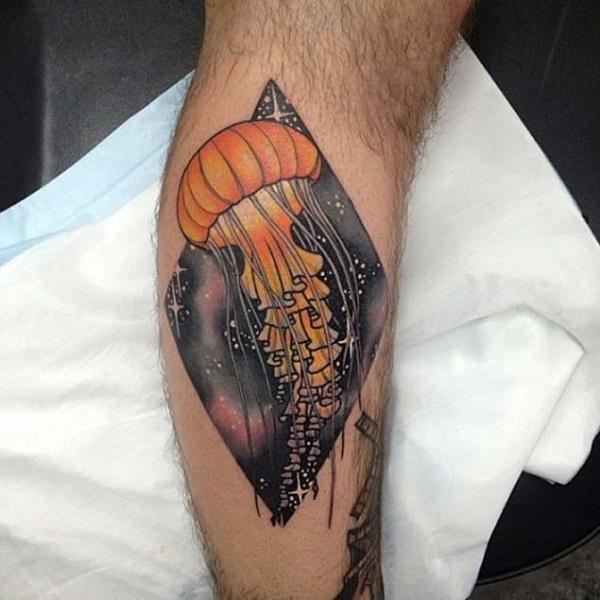 Jellyfish Tattoo 31