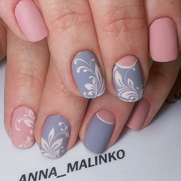30 nail art designs for summer nenuno creative decorate your nails for the summer with pretty pastel colors you can use any color prinsesfo Image collections