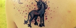 40 Unicorn Tattoos Design Ideas