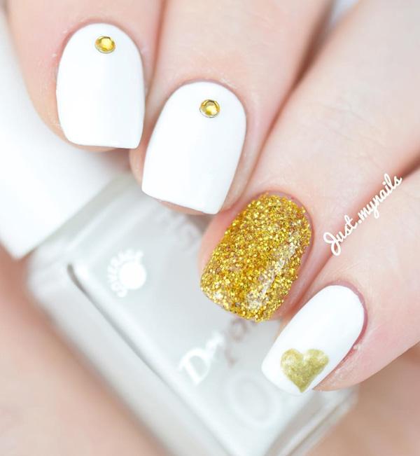gold-nail-34