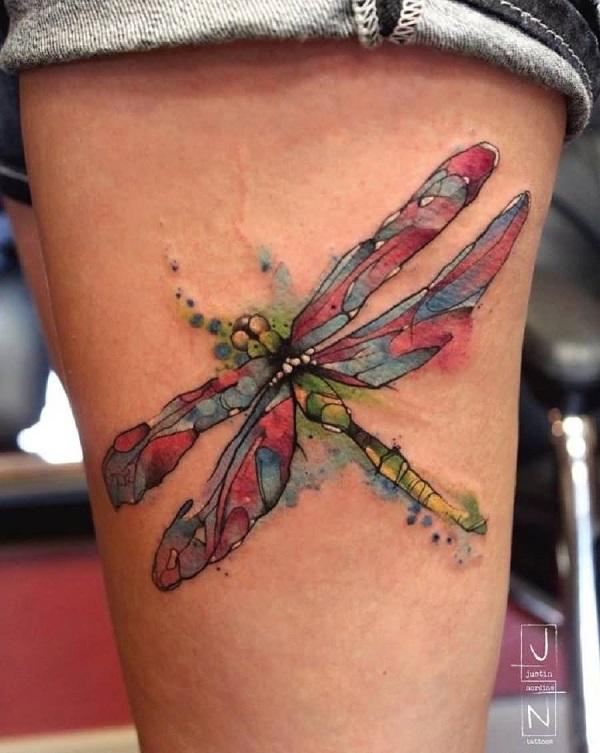 Dragonfiy Tattoo 1
