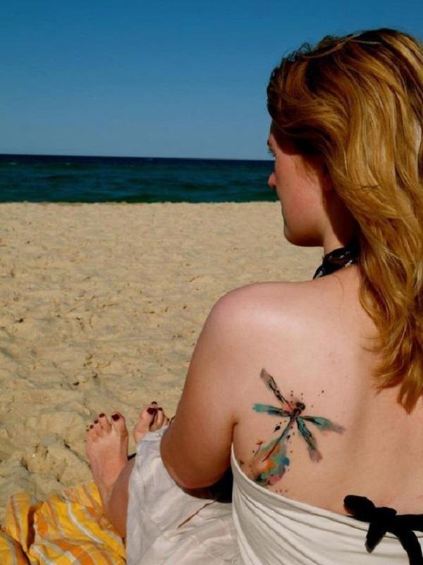 Dragonfiy Tattoo 10