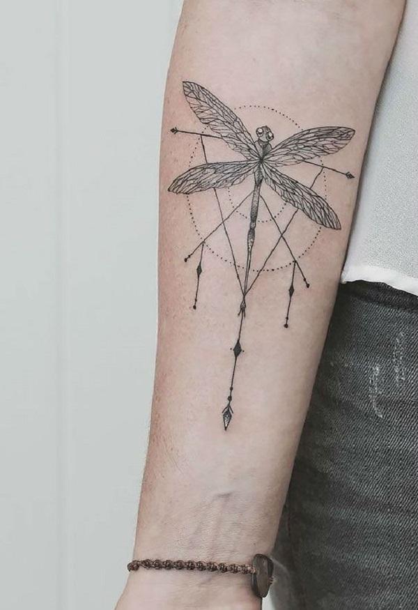 Dragonfiy Tattoo 15