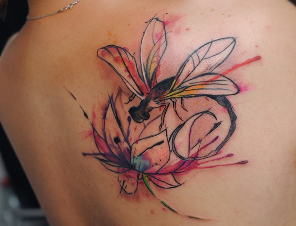 Dragonfiy Tattoo 20