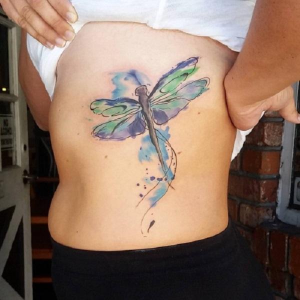 Dragonfiy Tattoo 22