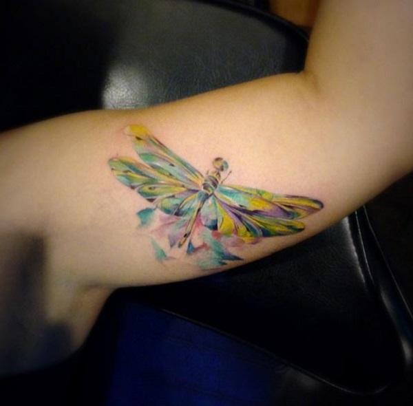 Dragonfiy Tattoo 27