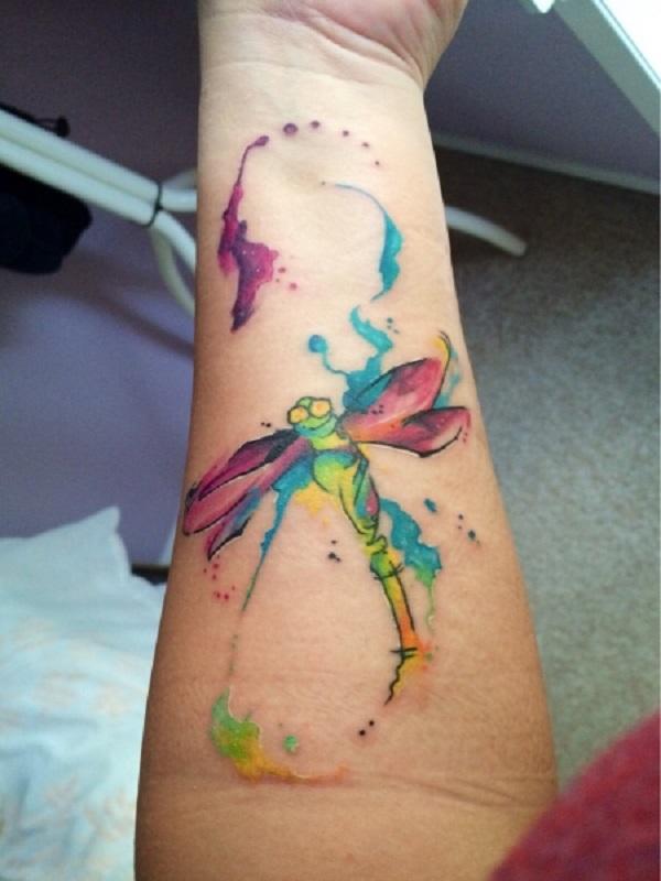 Dragonfiy Tattoo 37
