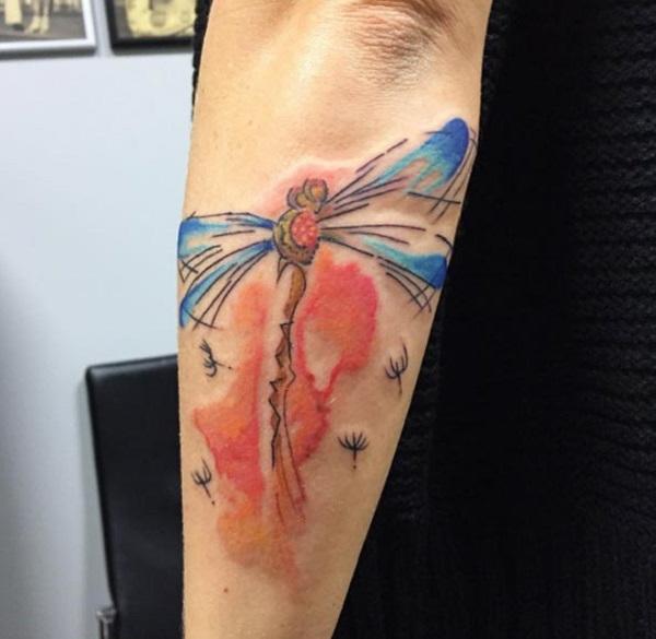 50 Dragonfly Tattoo Ideas - nenuno creative