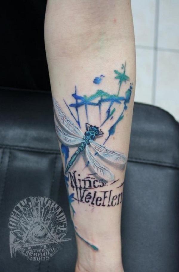 Dragonfiy Tattoo 41