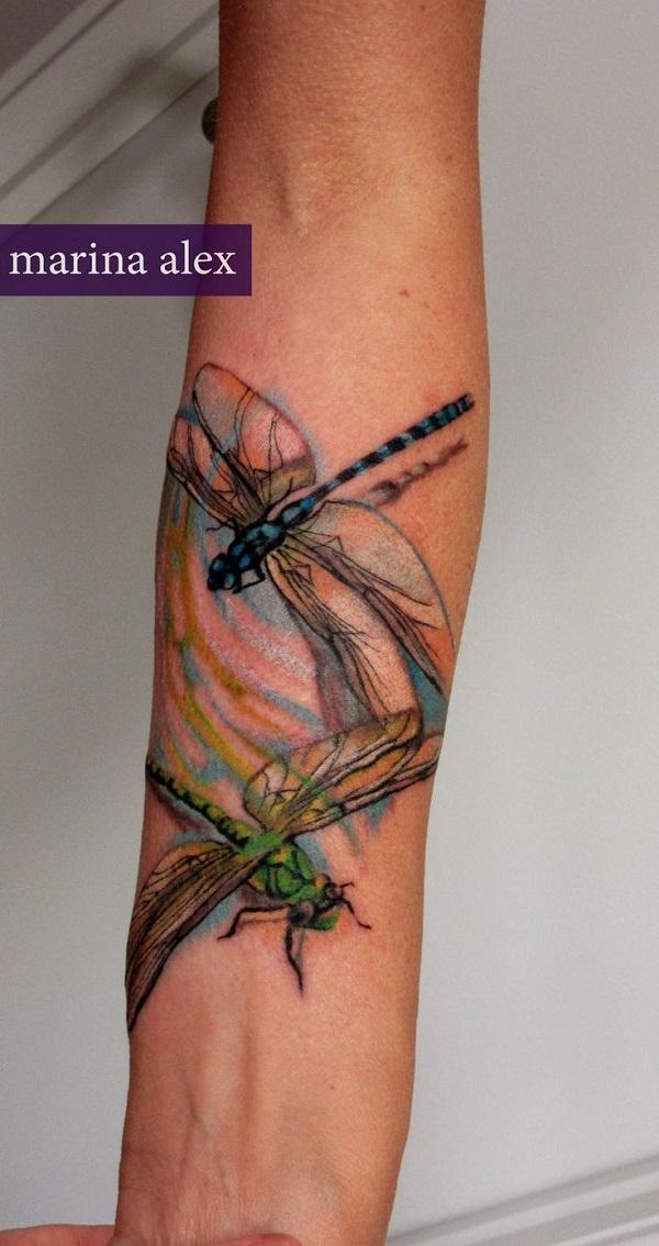 Dragonfiy Tattoo 47