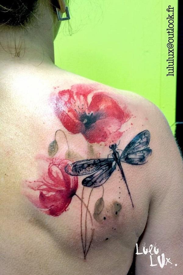 Dragonfiy Tattoo 5