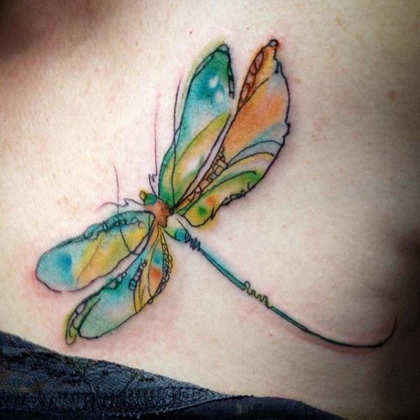 Dragonfiy Tattoo 6