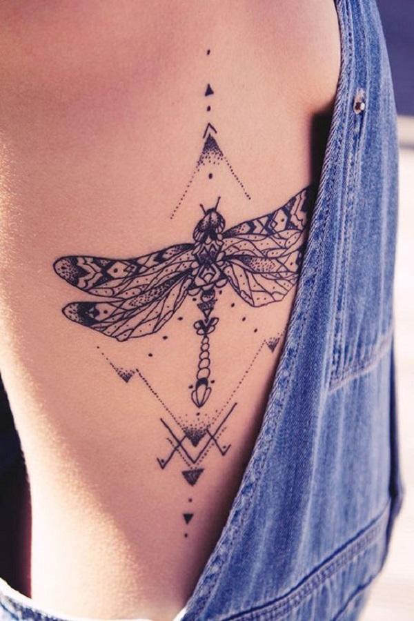 Dragonfiy Tattoo 8
