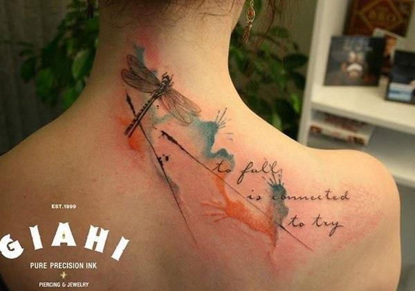 Dragonfiy Tattoo 9
