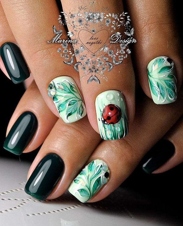 green-nail-art-design-4