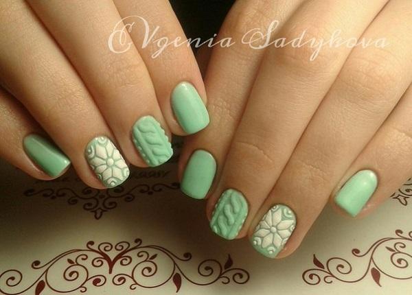 green-nail-art-design-43
