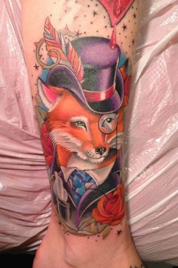 fox-tattoo-designs-10
