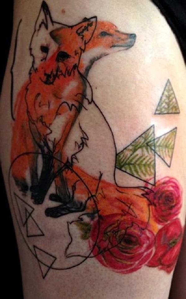 fox-tattoo-designs-12