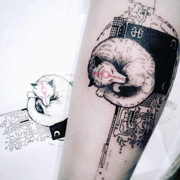 fox-tattoo-designs-14